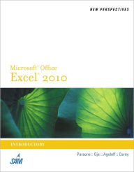 New Perspectives on Microsoft Excel 2010, Introductory - June Jamrich Parsons