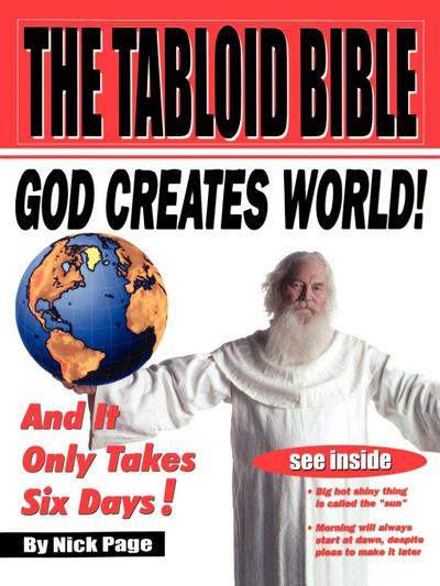 The Tabloid Bible - Nick Page