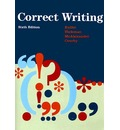 Correct Writing - Eugenia Butler