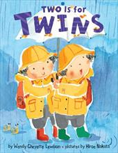 Two Is for Twins - Lewison, Wendy Cheyette / Nakata, Hiroe