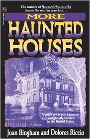 More Haunted Houses - Dolores Riccio, Sally Peters (Editor), With Joan Bingham