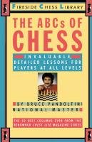 ABC's of Chess (Fireside Chess Library)