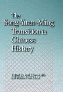 The Song-Yuan-Ming Transition in Chinese History - Loomis, Christine J.
