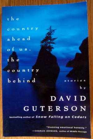 The country ahead of us, the country behind - Guterson, David