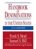 Handbook for Denominations, 11th Editions - Mead, Frank S.