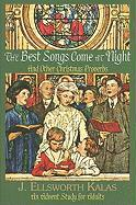 The Best Songs Come at Night: And Other Christmas Proverbs an Advent Study for Adults