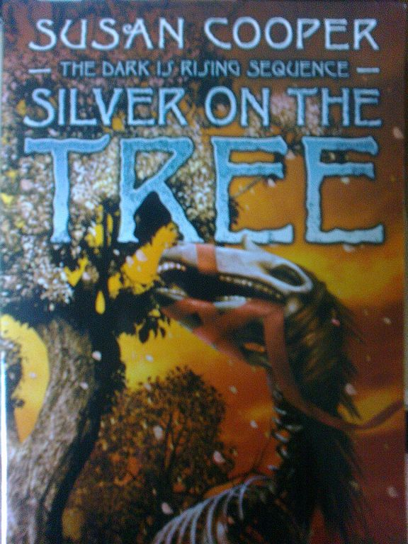 Silver on the Tree. The Dark Is Rising 5 - Cooper, Susan