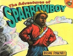 The Adventures of Sparrowboy - Pinkney, Brian Pinkney, J. Brian
