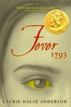 Fever 1793 - Anderson, Laurie Halse