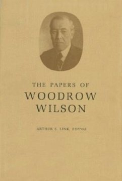 The Papers of Woodrow Wilson, Volume 11: 1898-1900 - Wilson, Woodrow