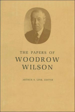 The Papers of Woodrow Wilson, Volume 11: 1898-1900