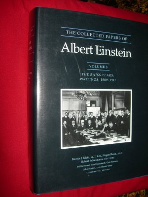 The Collected Papers of Albert Einstein, Volume 2: The Swiss Years: Writings, 1900-1909 - Einstein, Albert  // Ed. John Stachel