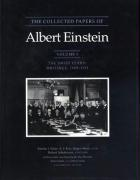 The Collected Papers of Albert Einstein, Volume 3: The Swiss Years: Writings, 1909-1911
