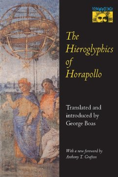 The Hieroglyphics of Horapollo - Niliacus, Horapollo