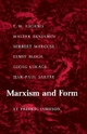 Marxism and Form - Fredric Jameson