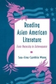 Reading Asian American Literature - Sau-Ling Cynthia Wong