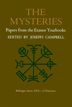 Papers from the Eranos Yearbooks, Eranos 2: The Mysteries - Campbell, Joseph (ed.)