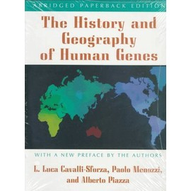 History and Geography of Human Genes - L Luca Cavalli-Sforza