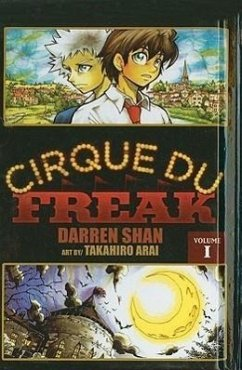 Cirque Du Freak, Volume 1 - Shan, Darren