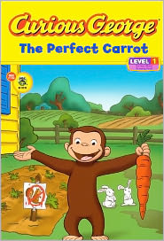 The Perfect Carrot (Curious George Early Reader Series) (Turtleback School & Library Binding Edition) - Marcy Goldberg Sacks, Contribution by Joe Fallon