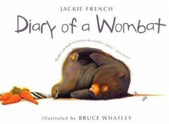 Diary of a Wombat - French, Jackie
