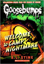 Welcome to Camp Nightmare (Turtleback School & Library Binding Edition) - R. L. Stine
