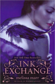 Ink Exchange (Wicked Lovely Series #2) (Turtleback School & Library Binding Edition) - Melissa Marr