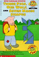 Three Pigs, One Wolf, and Seven Magic Shapes (Hello Reader! Math Level 3)