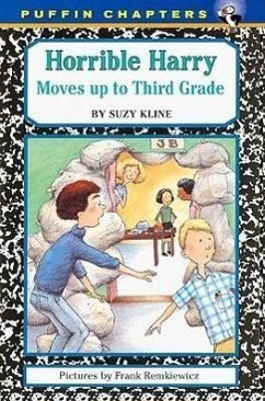 Horrible Harry Moves Up to Third Grade - Kline, Suzy