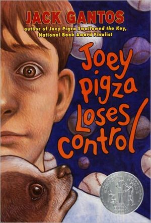 Joey Pigza Loses Control (Turtleback School & Library Binding Edition) - Jack Gantos