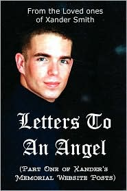 Letters to an Angel - Xander Smith