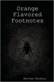 Orange Flavored Footnotes - Matthew Barbosa