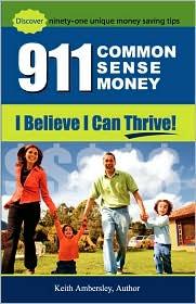 911-Common Sense Money - Keith Ambersley