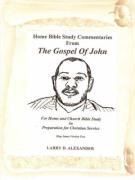 Home Bible Study Commentaries from the Gospel of John