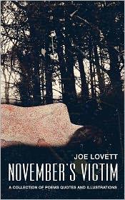 November's Victim - Joe Lovett