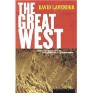 The Great West - Lavender, David Sievert