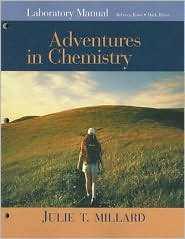 Laboratory Manual for Millard's Adventures in Chemistry - Julie T. Millard, Rebecca J. Rowe, Mark Blaser