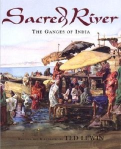 Sacred River: The Ganges of India - Lewin, Ted