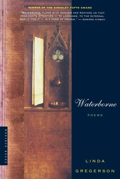 Waterborne: Poems - Gregerson, Linda