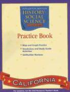Houghton Mifflin History-Social Science Communities Practice Book, California Edition