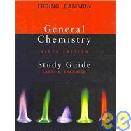 Student Solutions Manual for Ebbing/Gammons General Chemistry, 9th - Ebbing, Darrell; Gammon, Steven D.