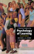 A Teacher's Guide to the Psychology of Learning