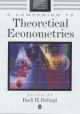 A Companion to Theoretical Econometrics - Badi H. Baltagi