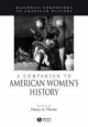 A Blackwell Companion to American Women's History - Nancy A. Hewitt