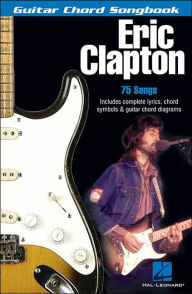 Eric Clapton Great Chord Songbook - Eric Clapton