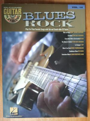 Guitar Play-Along Volume 14 Blues Rock + CD