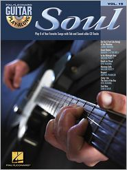 Soul Guitar Play-Along - Hal Leonard Corp.