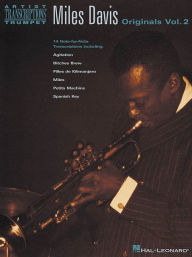 Miles Davis: Originals Vol. 2, 14 Note-for Note Transcriptions - Miles Davis