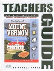 The Mystery at Mount Vernon - Carole Marsh