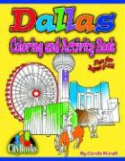 Dallas Coloring & Activity Book